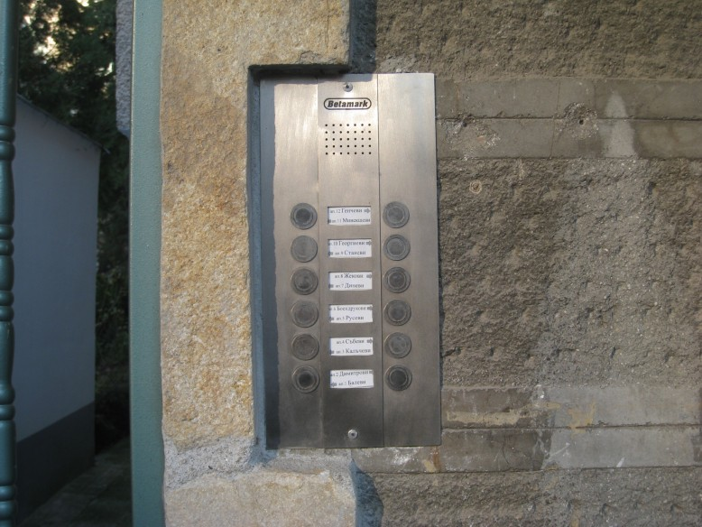 домофонна система betamark